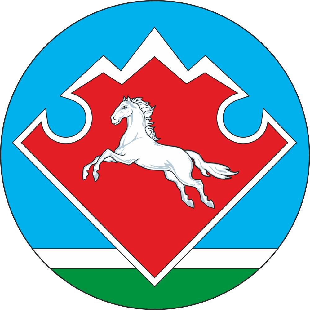 Герб Усть-Канского района